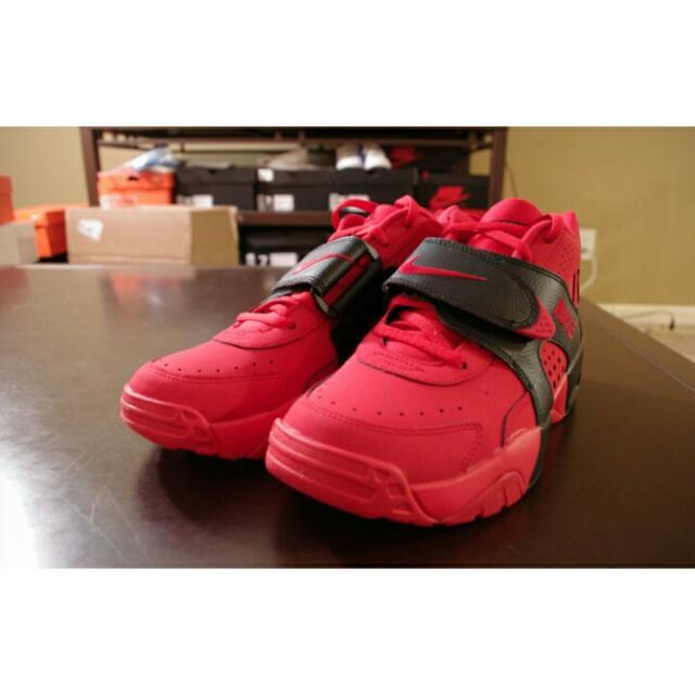 Nike veer 紅黑
