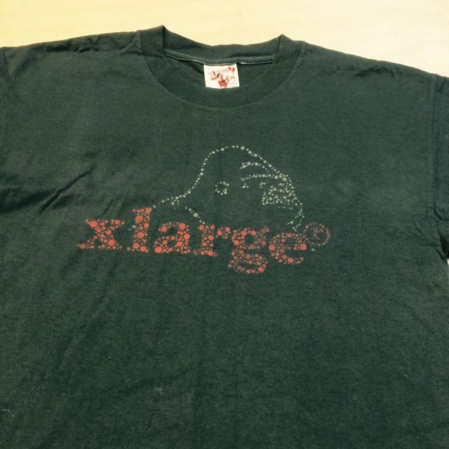 X-large 經典 Logo T