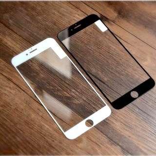 iPhone 9H鋼化玻璃保貼 滿版丶普通版、鏡面