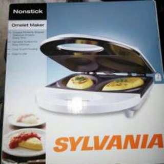 Brand New Sylvania Omlet Maker
