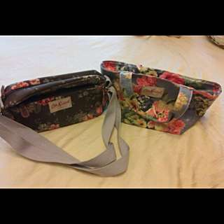 Inspired Cath Kidston Bags ( 2 For $12)