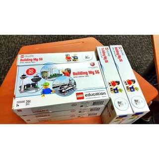SG50 Lego Set! LIMITED EDITION