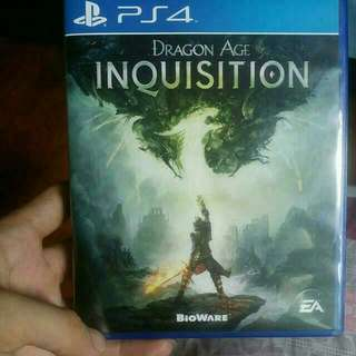 Ps4 Dragon Age Inquisition