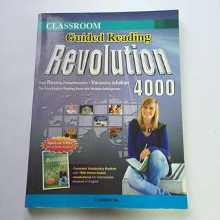 Classroom Guided Reading Revolution
