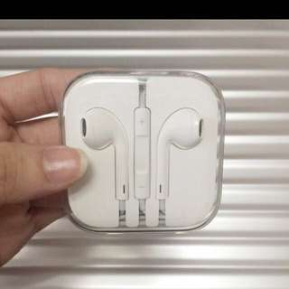 Apple I6+原廠耳機