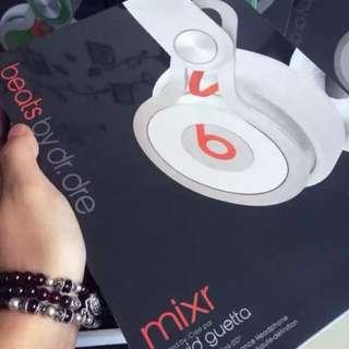 Monster beats mixr 混音師 耳機