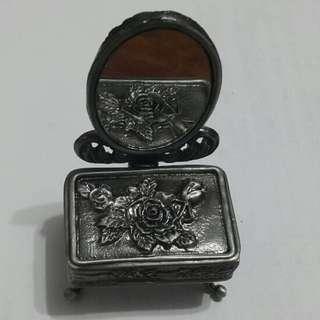 (全新) 高質感珠寶盒