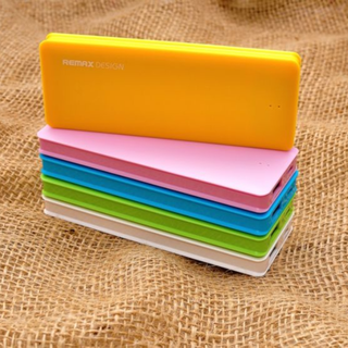 5000mAh SLIM PORTABLE MOBILE PHONE POWER BANK USB BATTERY CHARGER