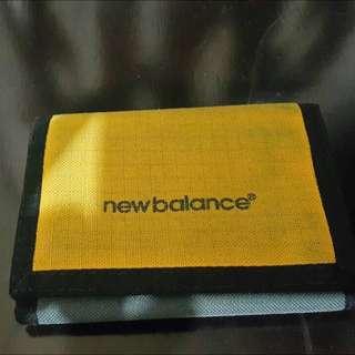 New balance運動錢包