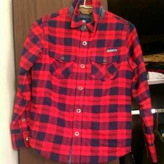 Timberland 襯衫外套