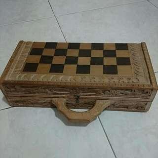 Indonesian Handmade Chess Set