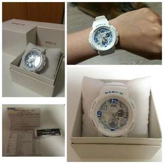 卡西歐BABY-G手錶(含運)