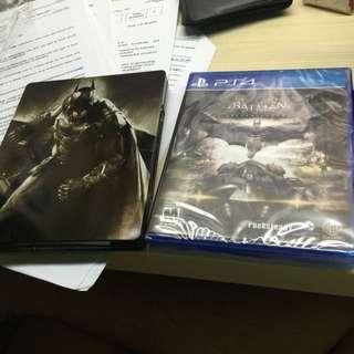 Brand New Batman Arkham Knight PS4