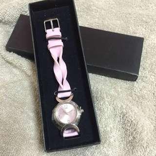粉紅包造型手錶