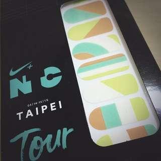 NIKE NTC Taipei 美甲指甲彩繪貼 含運