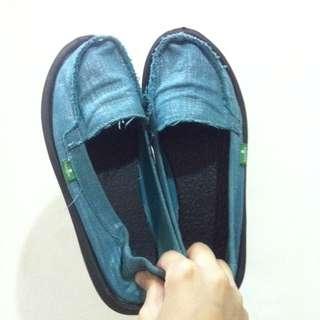 (寄送中)Sanuk懶人鞋