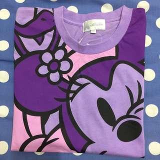 全新,香港Disney 米妮黛西T恤