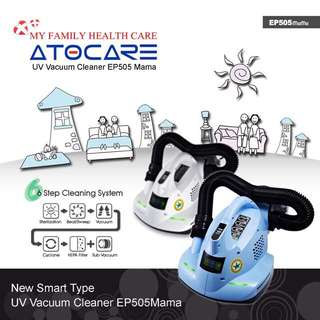 [Preloved] Dustmites Vacuum Cleaner - ATOCARE EP505 Mama