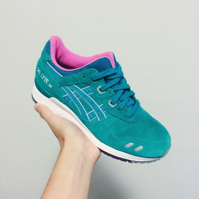 timeless design c9850 f8e06 Customer's Order (Asics Gel-Lyte III