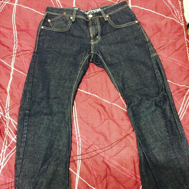 EDWIN牛仔褲
