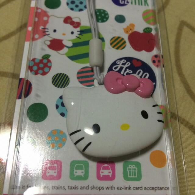 [Reserved] Hello Kitty EZ Link Charm
