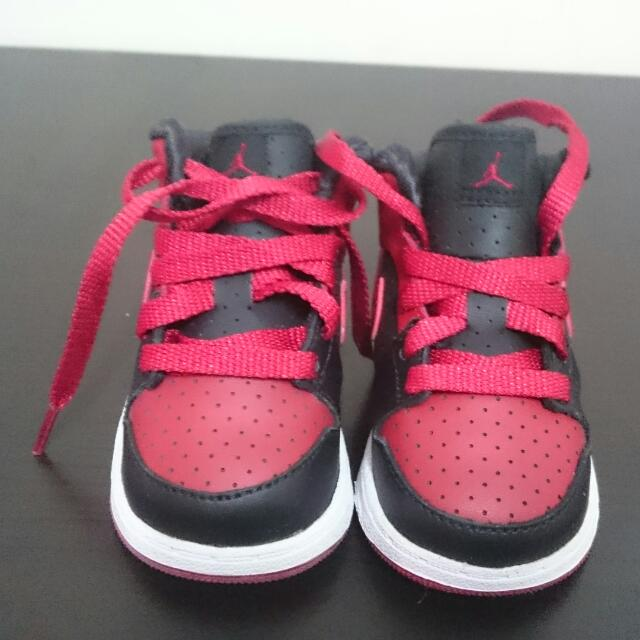 Jordan1代嬰兒鞋