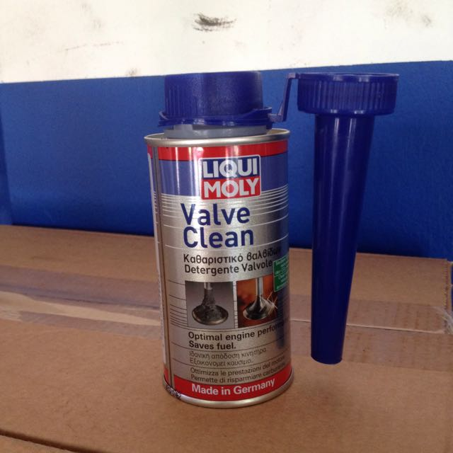 liqui moly valve clean 150ml additive oil auto. Black Bedroom Furniture Sets. Home Design Ideas