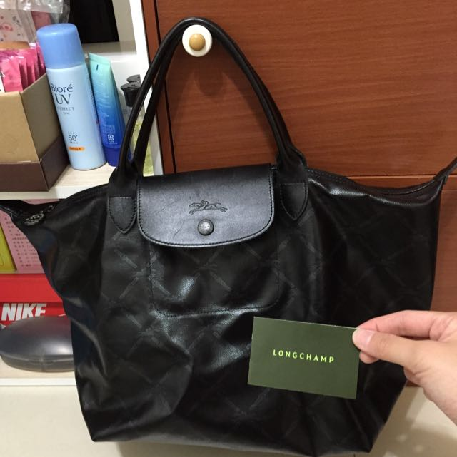 保留)Longchamp包