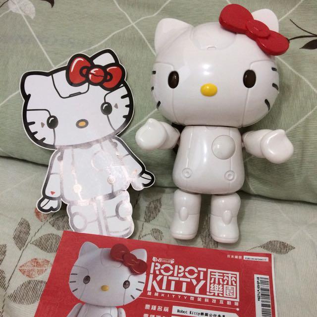 Robot Kitty公仔