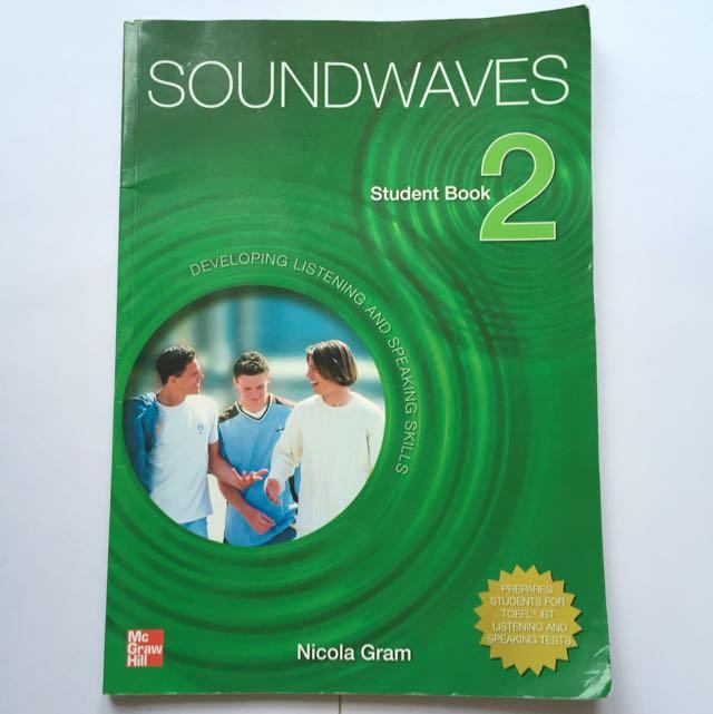 Soundwaves Students Book 2