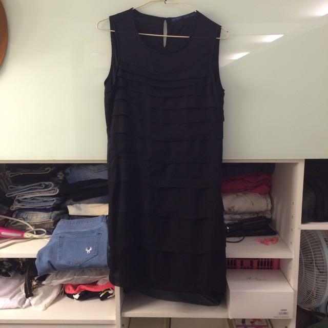 「降價囉」Zara Basic 洋裝