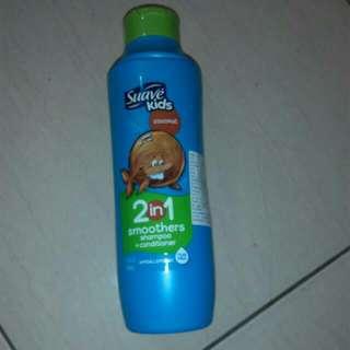 兒童洗髮精