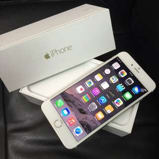 iPhone 6 Plus Gold Color