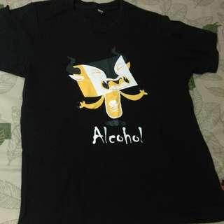 101原創 酒精惡魔 短T T-Shirt
