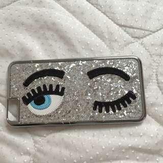 iphone6 plus眨眼手機殼