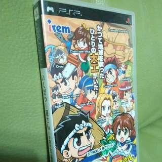 PSP遊戲片 /二手/ 80元便宜賣
