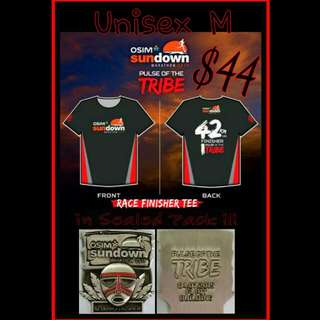 SUNDown 2015 Finisher Tee M