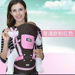 (含運)UUMU寶寶背巾三款合一多功能腰凳