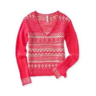 Aeropostale V neck sweater