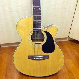 Davis Acoustic Guitar
