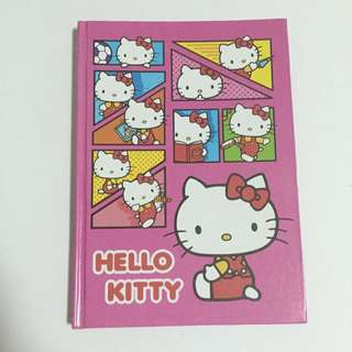 全新 Hello Kitty 筆記本