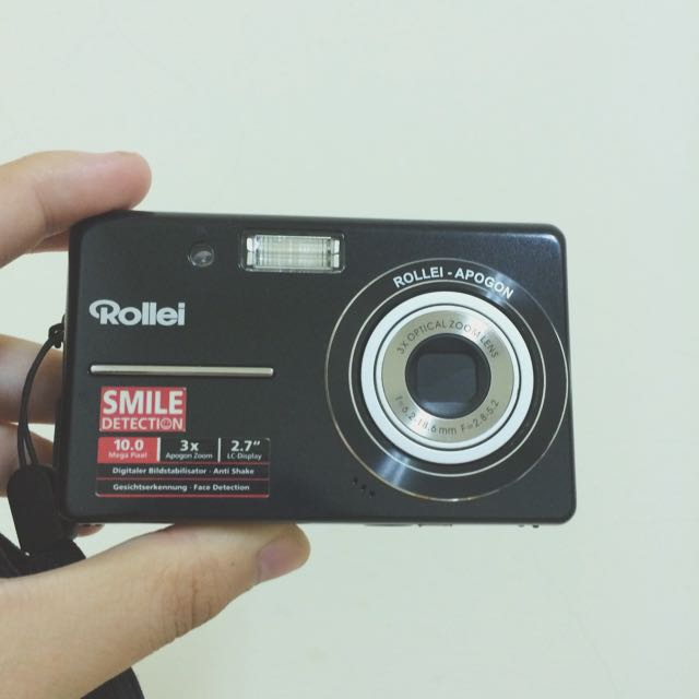 復古型相機📷