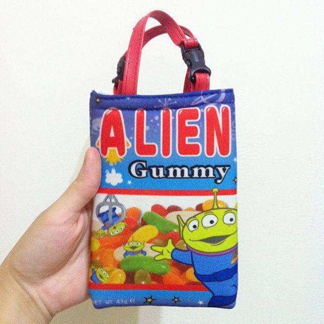 🔥加購價80🔥三眼怪糖果小袋子