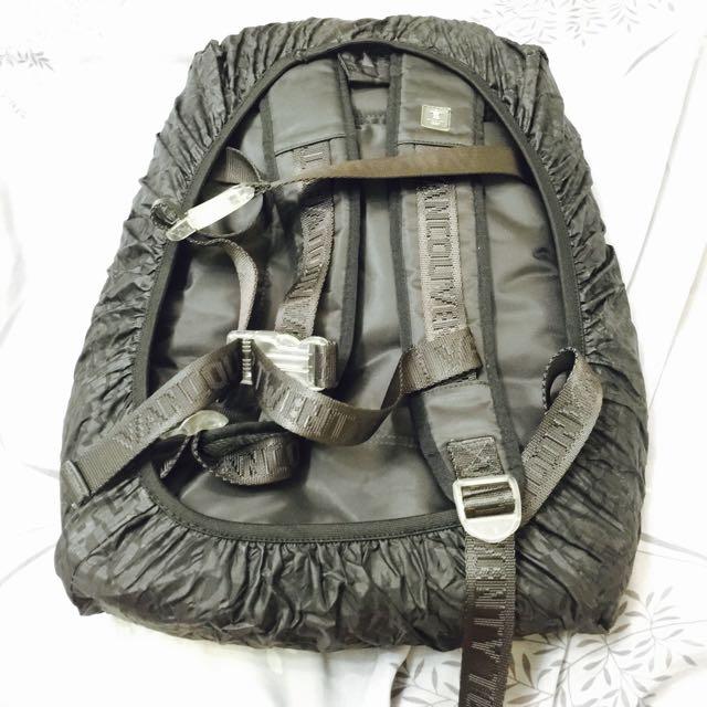 (二手出售) 溫哥華冬季奧運限定款防水多功能後背包