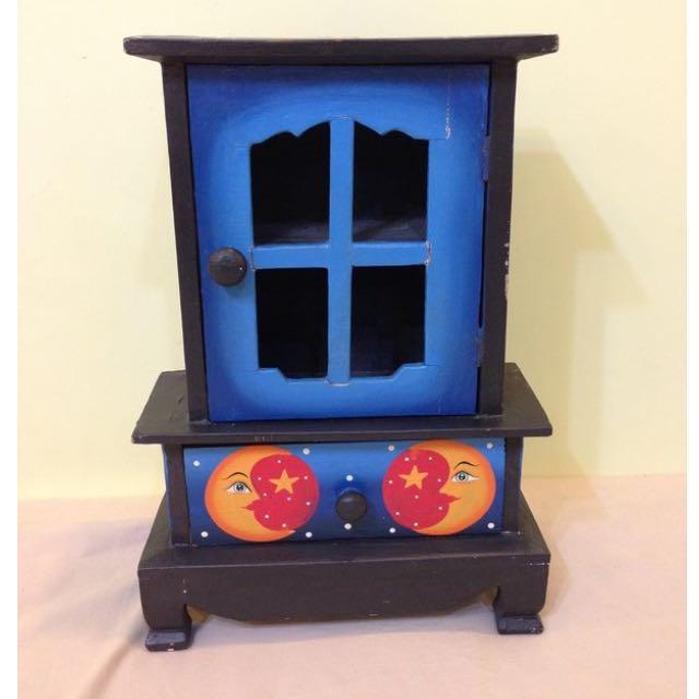峇里島 木製 飾品盒