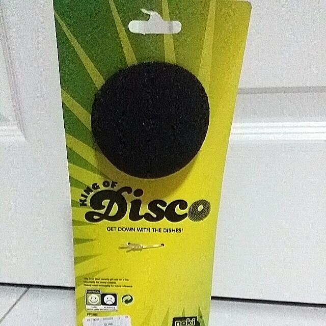 Brand New ❝King Of Disco❞ Washing Up Sponge, Electronics