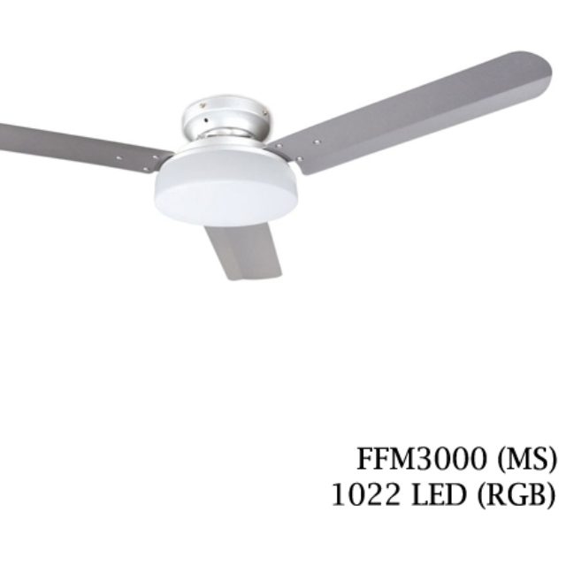 Fanco ffm 3000 48 ceiling fan with 4 speed wall regulator home photo photo mozeypictures Choice Image