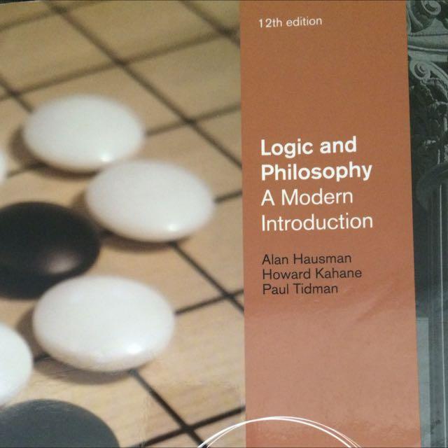 邏輯Logic 12版(原文)