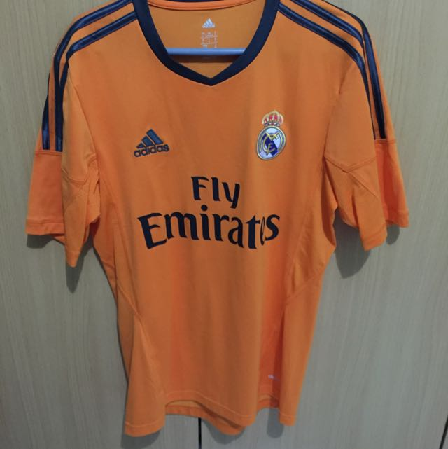 Real Madrid Alternate kit Jersey Authentic 1599572e0