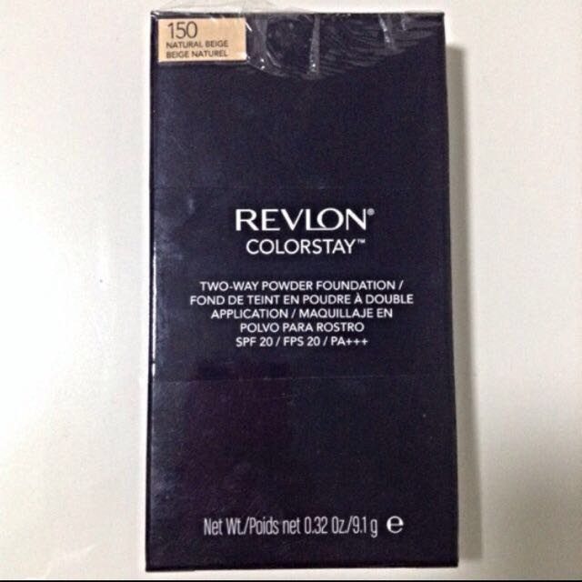 Revlon Colorstay Foundation Powder